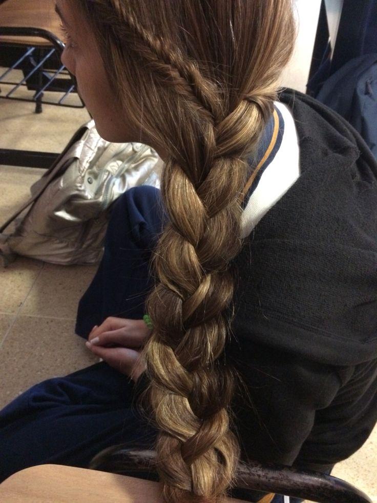 Braid into braid