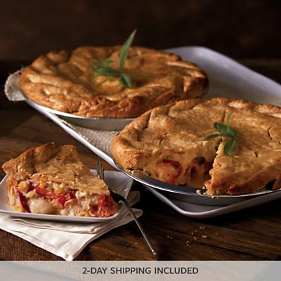 Lobster Pot Pie Duo | Savory Pot Pies Gift Delivery | Harry & David
