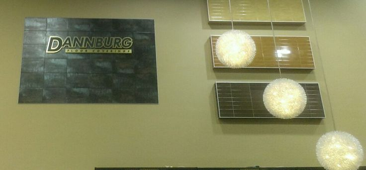 Dannburg Floor Coverings Show Room