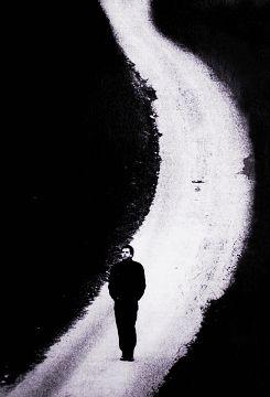 Peter Gabriel by Anton Corbijn.
