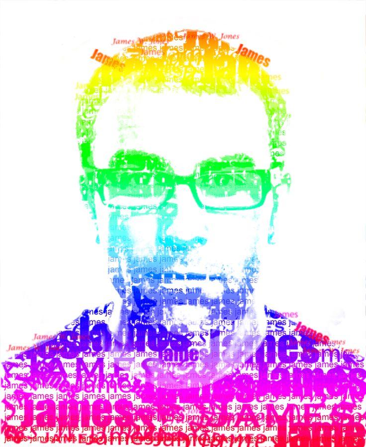 Foto bewerking, tekst en kleurverloop