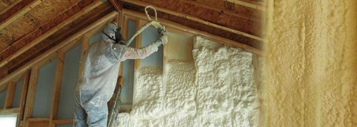 Spray Foam Attic Insulation Services Spray Foam Attic Insulation Spray Foam Spray Foam Insulation