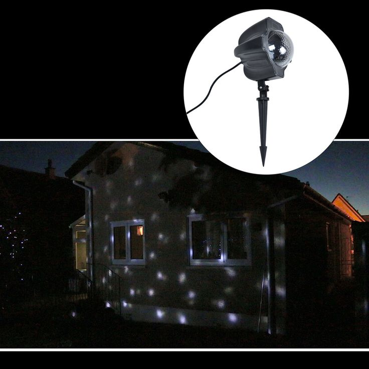 Illuminate the outside of your home and garden with our festive falling snowfall light projector! Click to see our full range of LED light projectors online this Christmas!