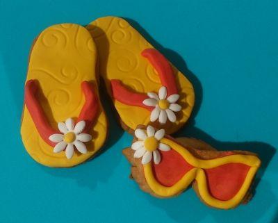 slipper koekje
