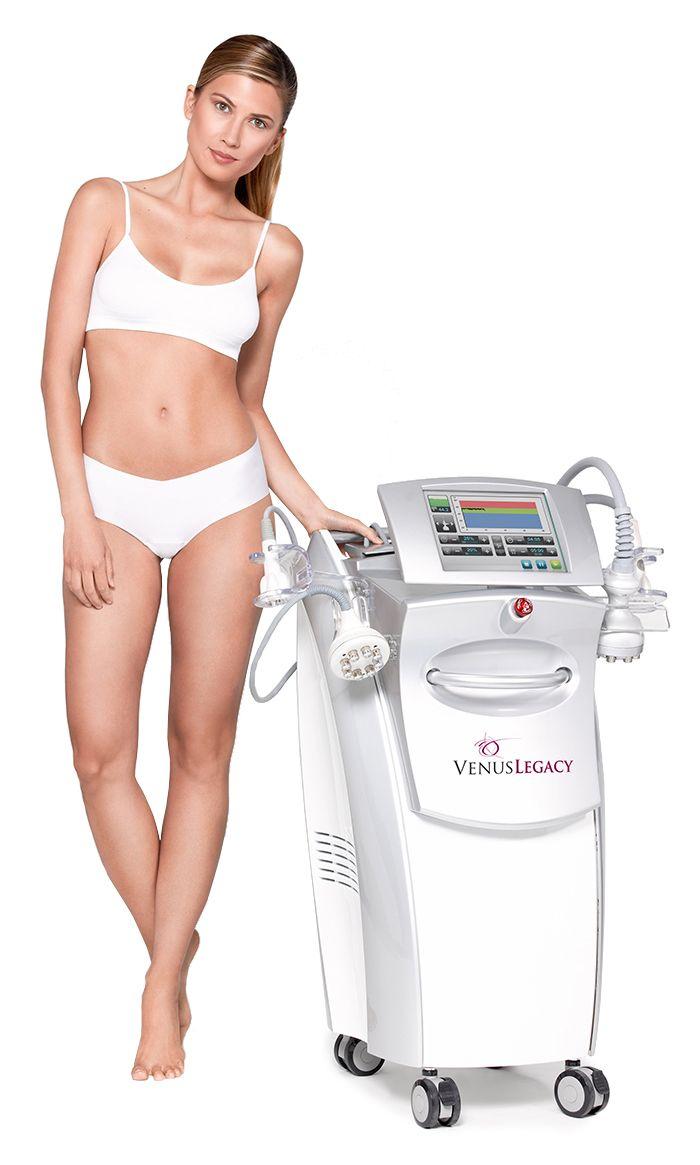 Venus Legacy™ : Una rivoluzione nell'estetica medica  Ancora una volta, Venus Concept sta dando nuovo vigore al settore dell'estetica medica, grazie a una tecnologia rivoluzionaria per la ridefinizione non chirurgica dei contorni del corpo e il rassodamento della pelle di viso, collo e corpo.