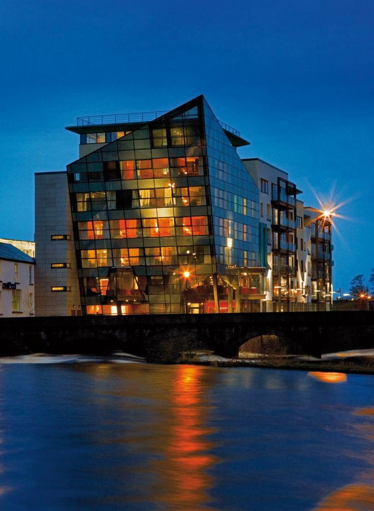 Glasshouse Hotel, Sligo, Ireland