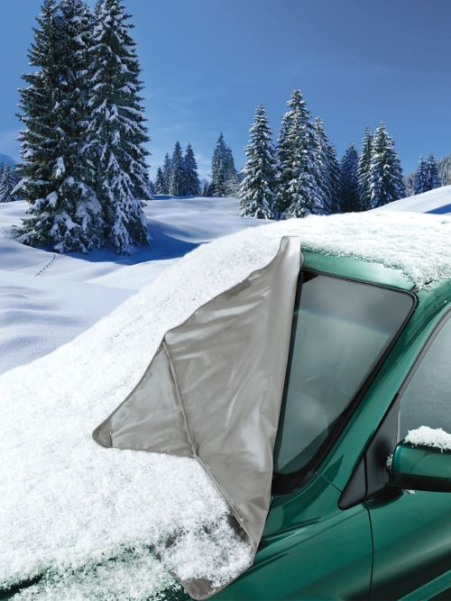 SUV Rear Windshield Cover - car accessories | Solutions
