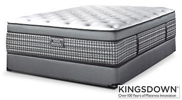 Mattresses and Bedding-Brooklyn King Mattress/Boxspring Set