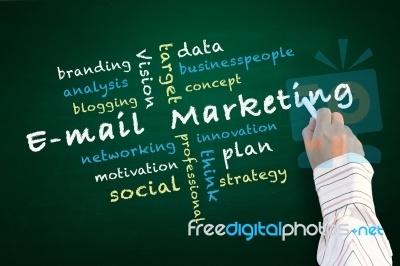 """Email Marketing Concept""""Image courtesy of KROMKRATHOG / FreeDigitalPhotos.net"""""""