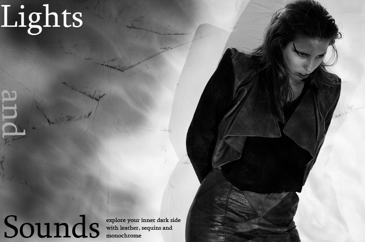 Lights and Sounds cover image.