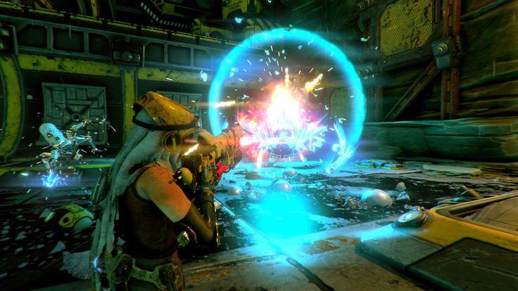 #RECORE #XboxOne #GC #Gamescom #GCXbox #Games #VideoGames