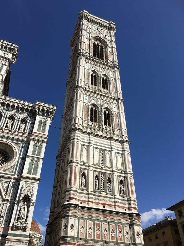 16/4/2016 - Firenze - campanile di Giotto