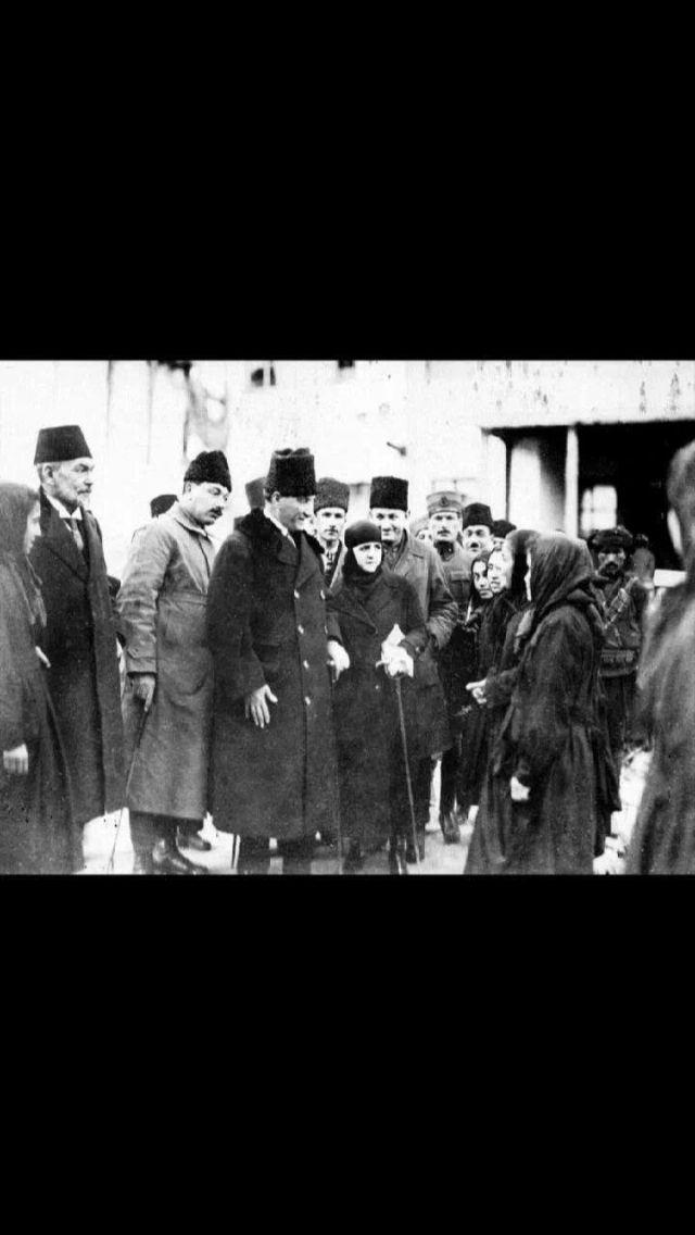 Mustafa Kemal Atatürk Aşk Büyük Önder Türklerin Babası