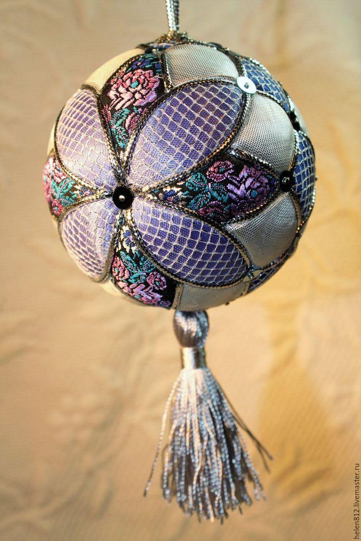 Купить Шар Зимняя сказка - новогодний подарок, новогодний декор, елочный шарик, новый год 2016