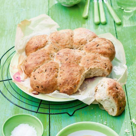 Breekbrood met kruiden en knoflook Productfoto ID Shot 560x560