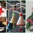 DIY Christmas Ornament Craft Ideas For Kids FB