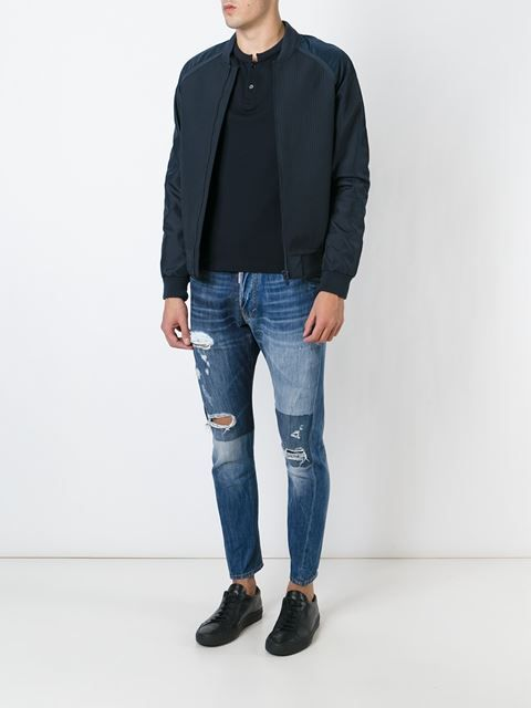 Dsquared2 'Classic Kenny Twist' jeans