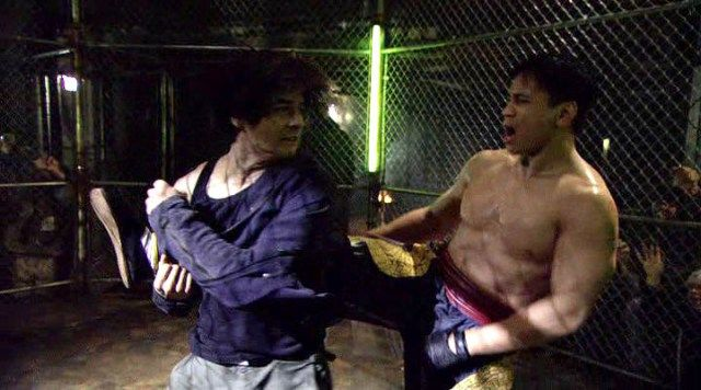 """Tekken"" (2010) Jin Kazama (Jon Foo) vs Marshall Law (Cung Le) #EaglePictures #Tekken #Namco #CungLe"