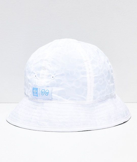 4e496572d385d0 adidas x Krooked Reversible Bucket Hat in 2019 | Fashion | Hats ...