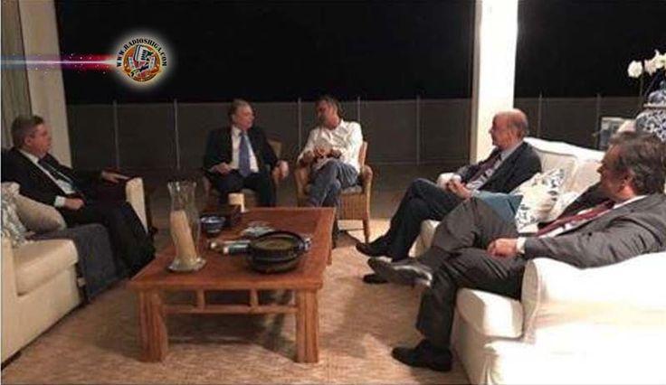 Brasil: Janot reforça pedido de prisão de Aécio com foto de reunião postada no Facebook. O procurador-geral da república, Rodrigo Janot, reforçou o pedido d