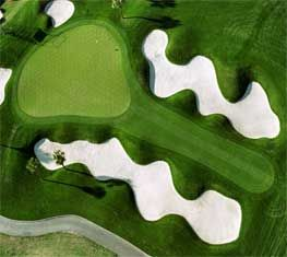 Bay Hill Champions Course in Orlando, Florida - Site of the Arnold Palmer Invitational on the PGA TOUR.