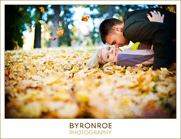 {Sondra + Greg} Fall Engagement Photography