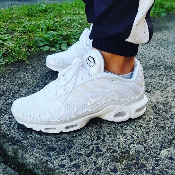 niketn #white #nike #tn | Nike air max