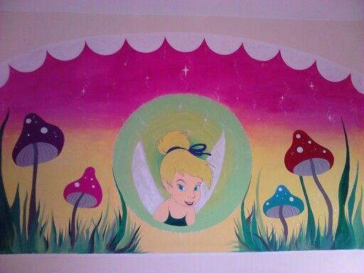 Kaylas finished mural
