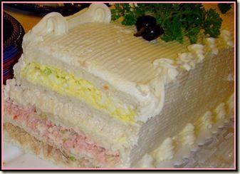 Image result for sandwich loaf cake