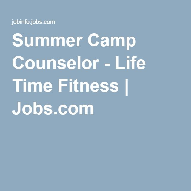10 best jobs images on Pinterest Camp counselor, Camps and Nanny - nanny job description