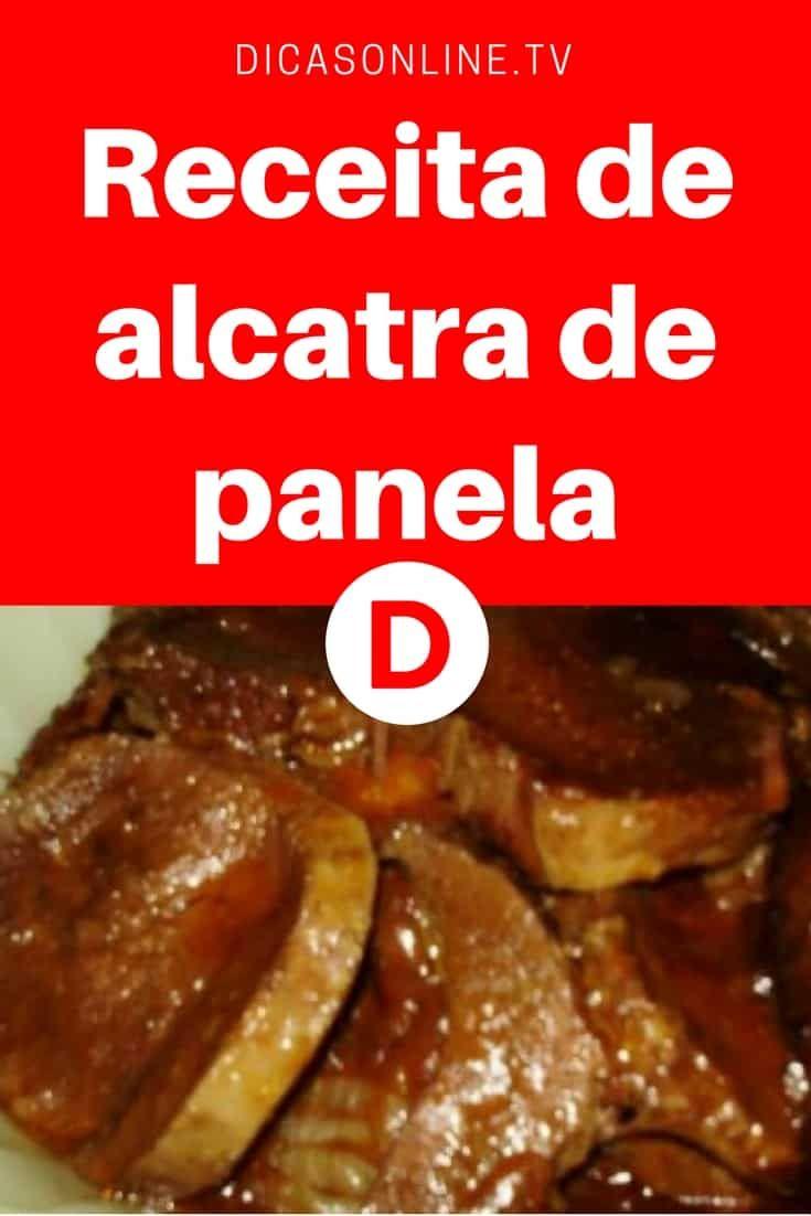 Alcatra receita | Alcatra de panela