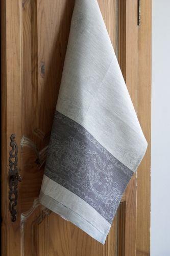 #LinenWay #Linen #Jacquard #Towel #Linen Towel #Classic Design #Kitchen Towel