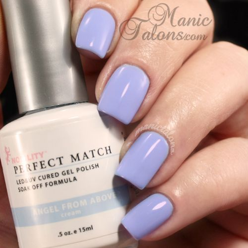 34 Best Images About Perfect Match Gel Colors On Pinterest