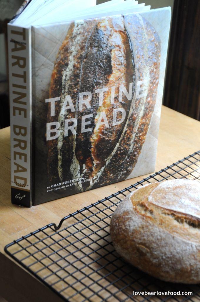 Using the Tartine Bread book