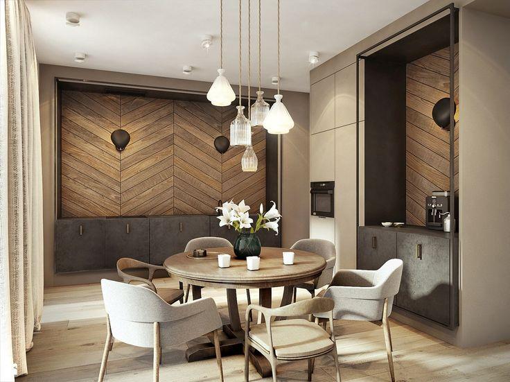 Kuchnia styl Eklektyczny - zdjęcie od razoo-architekci - Kuchnia - Styl Eklektyczny - razoo-architekci