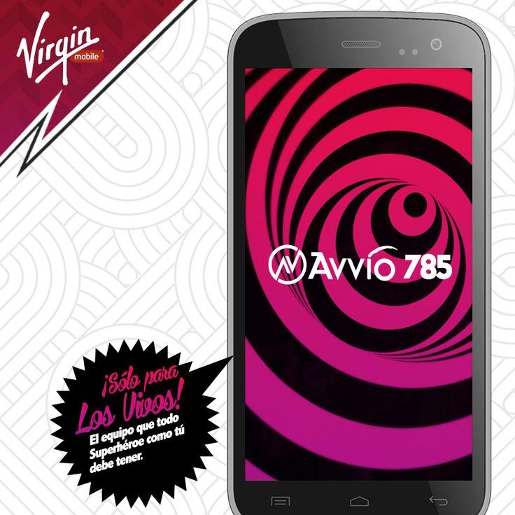 ¡Sólo para los vivos! Conoce el AVVIO 785, el equipo que todo rockstar como tú debe tener. Si te tincó, click al link http://vmcl.cl/AvvioRockstar ✌︎
