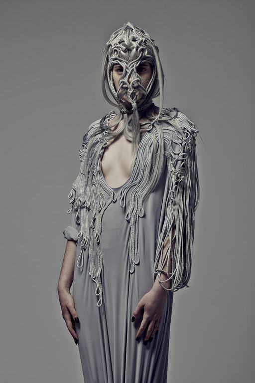 Nicole Paskauskas. London College of Fashion 2014.