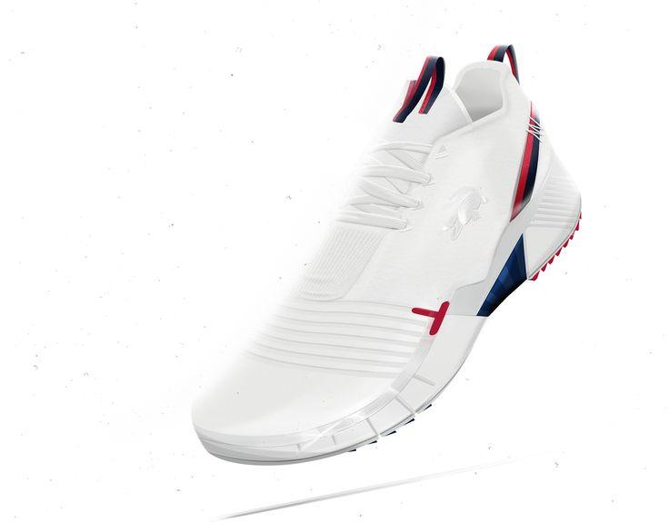 Sehr cleanes und schönes Projekt von Tristan Sory - LACOSTE CrossFit Sneaker