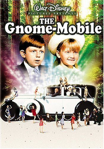 The Gnome-Mobile - 19 Jul 1967; I watched it on 18 Jul 2013