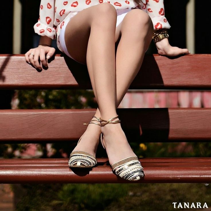 No fim do arco-íris existe uma caixa de sapatos Tanara.