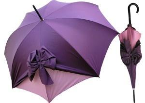 PG Bow Lace Parasol