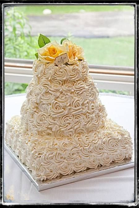 The Best Wedding Cake Frosting For Icing A Clic Italian Meringue Recipe Is Smooth Creamy And Not Too Sweet