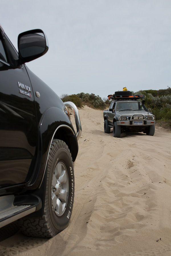 Beach Four Wheel Driving: Av ISO 100 f/5.6 1/1000 32mm