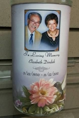memory candles for funerals - Google Search