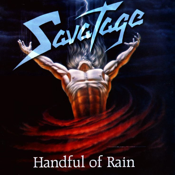 Savatage - Handful of Rain:  The first Savatage album I've ever listened to.  Love this one.