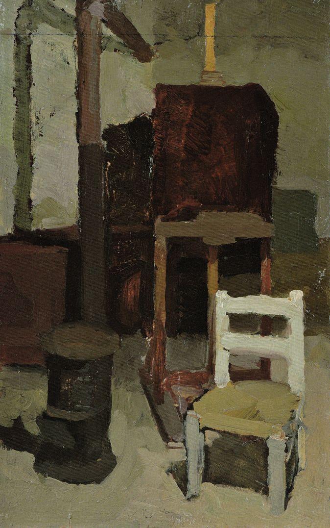 Nello studio - 1948