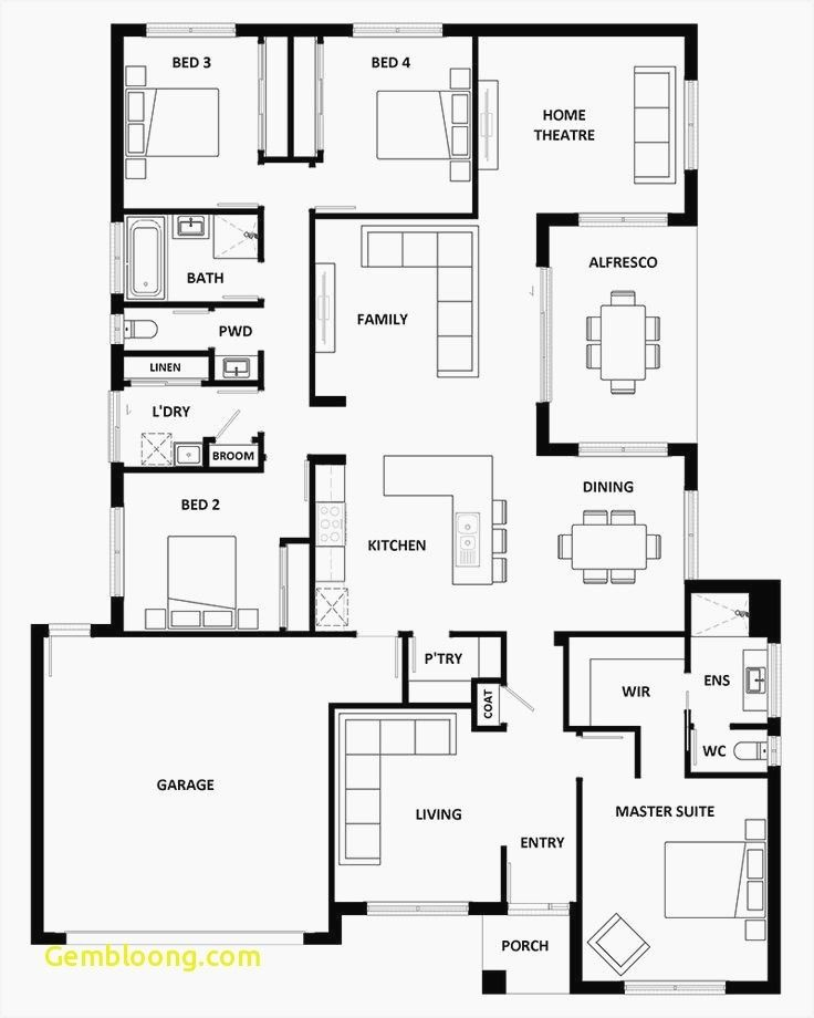 14 Lovely Create A Floor Plan For Your House Home Design Floor Plans House Blueprints Free House Plans