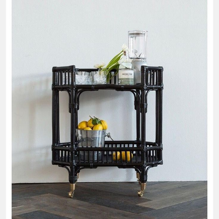 Byron Bay Bar Cart/Side Table (mid December) from Byron Bay Hanging Chairs