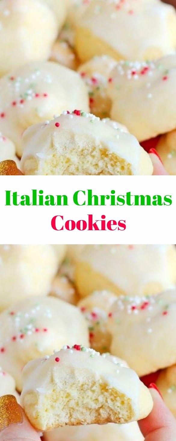 Italian Christmas Cookies #christmas #cookies | Best Of Christmas ...