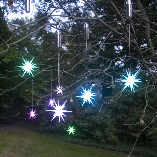 christmas outdoor solar lights photo - 2 | Lighting | Pinterest ...